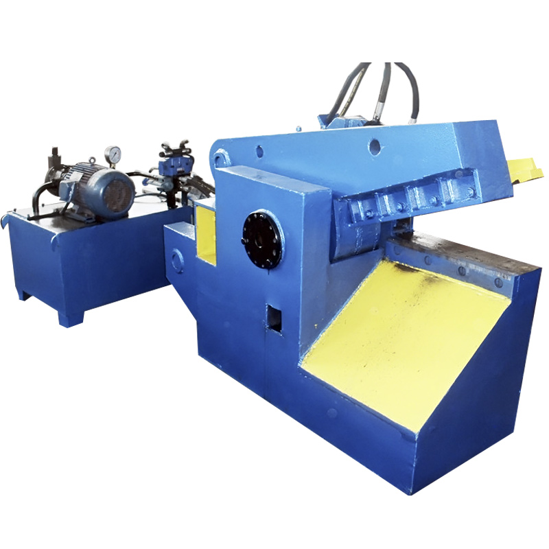 Hydraulic Alligator steel Metal Shear cutting Machine