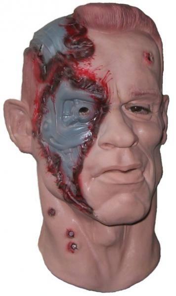 realistic horror mask