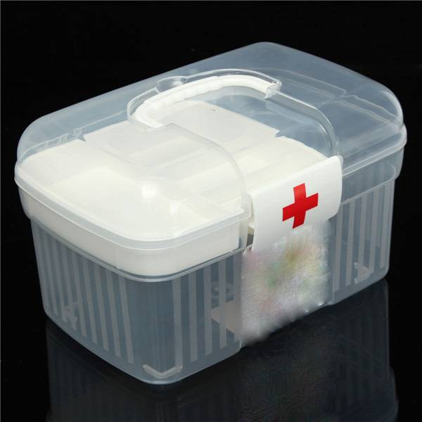plastic first-aid case injection mould