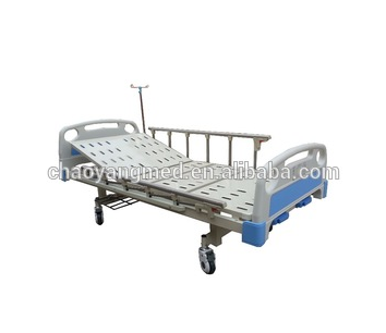 Two Crank Manual Hospital Bed CY-A102