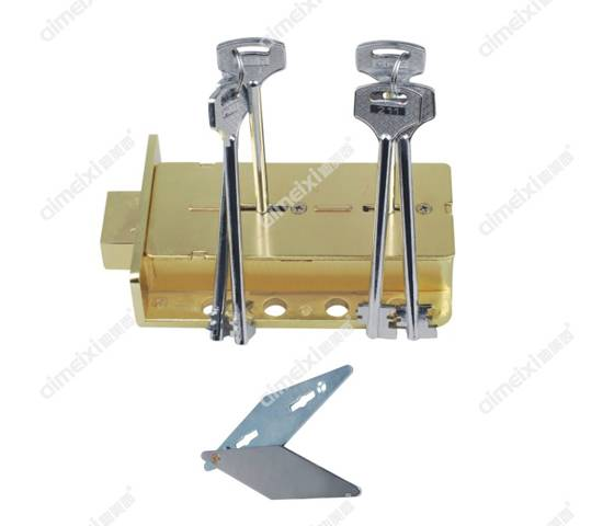 the lock for vault door