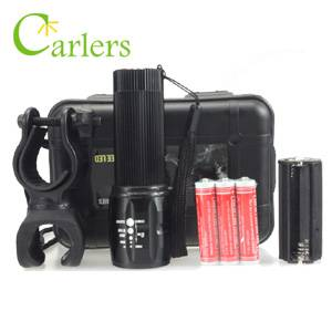 Battery Operated LED Cordless Torch for Cycling