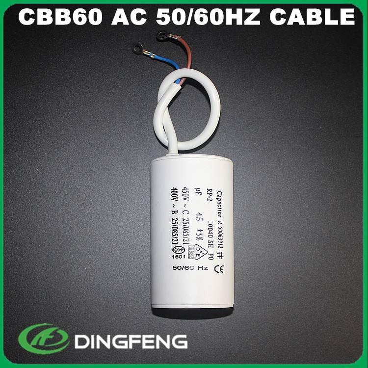 capacitor 450v 14uf cbb60 capacitor to regulate