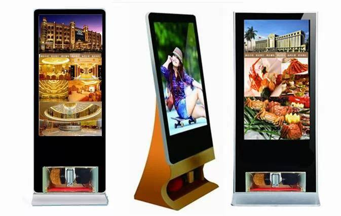 Advertising Player LCD Screen HD Shoes Clear for Hotel/Shopping Advertising Machine ANY Inch