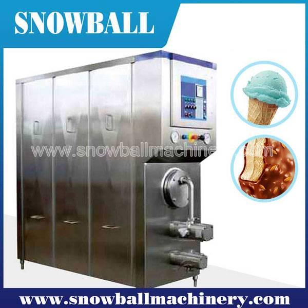 1000L Continue freezer