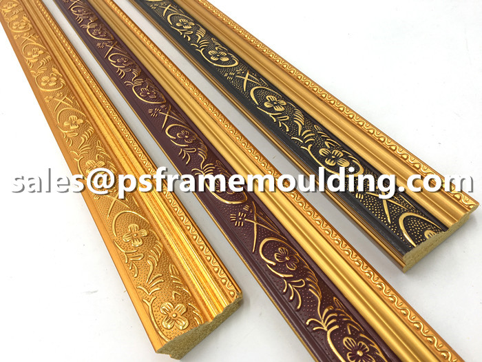 PS mouldings for picture frames