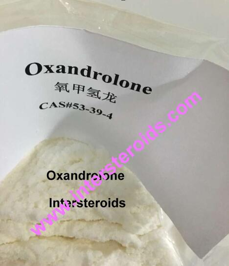 sell Oxandrolone Anavar CAS 53-39-4