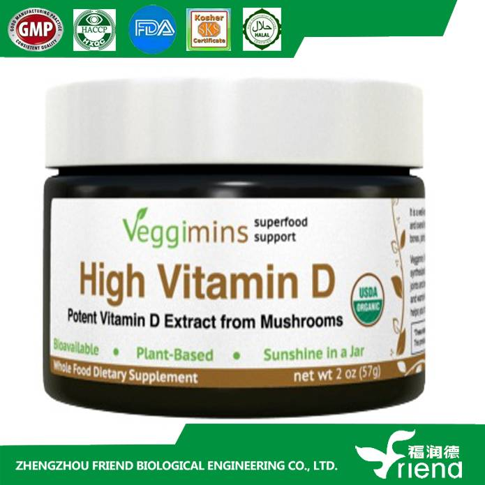 Pharmaceutical Grade   Vitamin D2