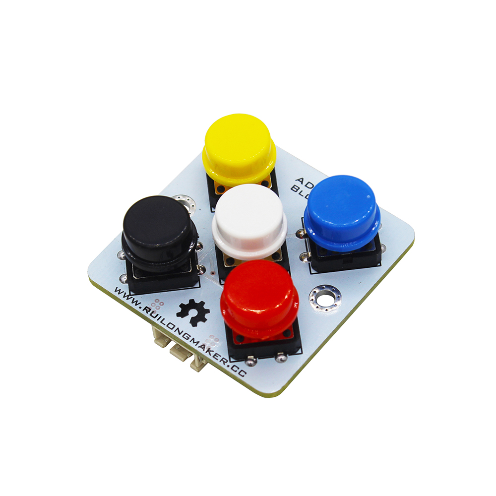 Ruilongmaker Five Button Keyboard for Arduino