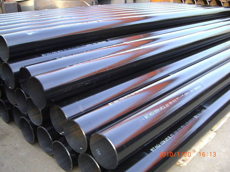 API large size seamless steel pipes and tubes