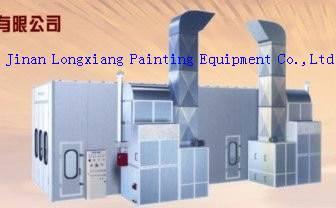 LY-12-45 big industrial spray booth