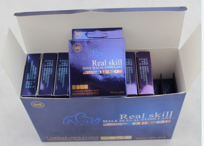 Real Skill Male Enhancer for man best natural pills
