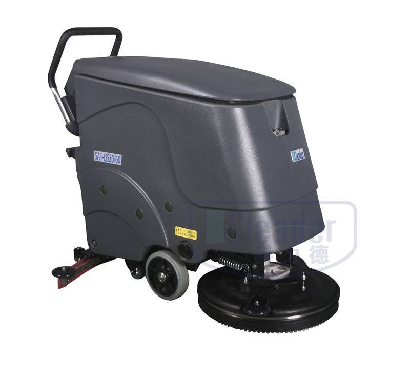 high quality fully automatic floor scrubber with CE ISO9001