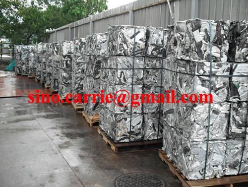 China aluminum extrusion scrap