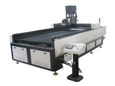Laser marking machine for aluminum plate
