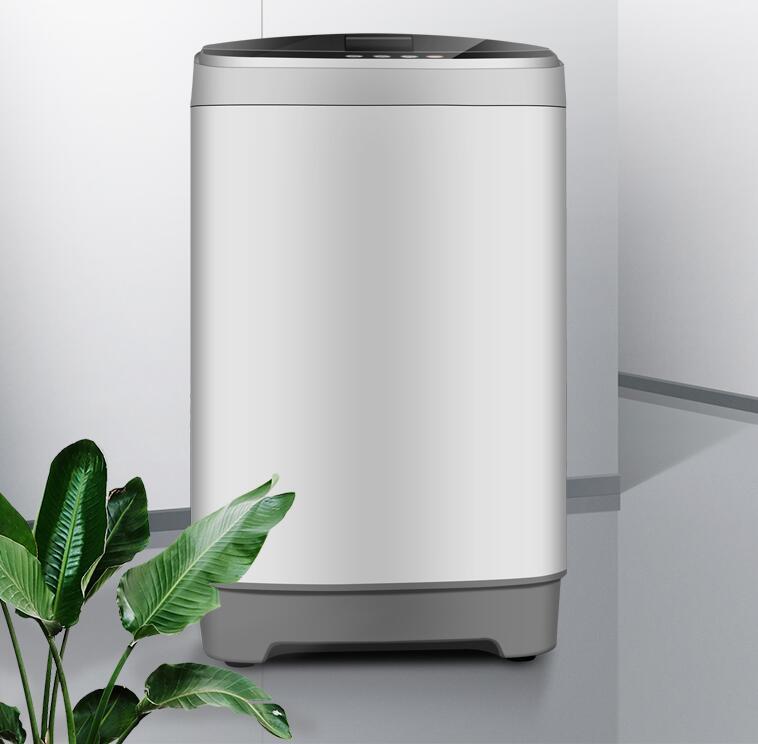 8.5kg washing machine full automatic heat drying antibacterial