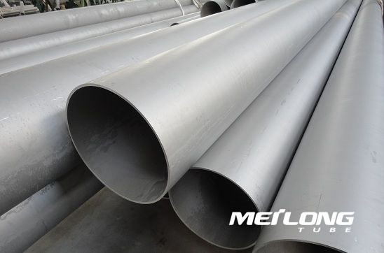 ASTM A312 TP321 TP321H seamless stainless steel pipe