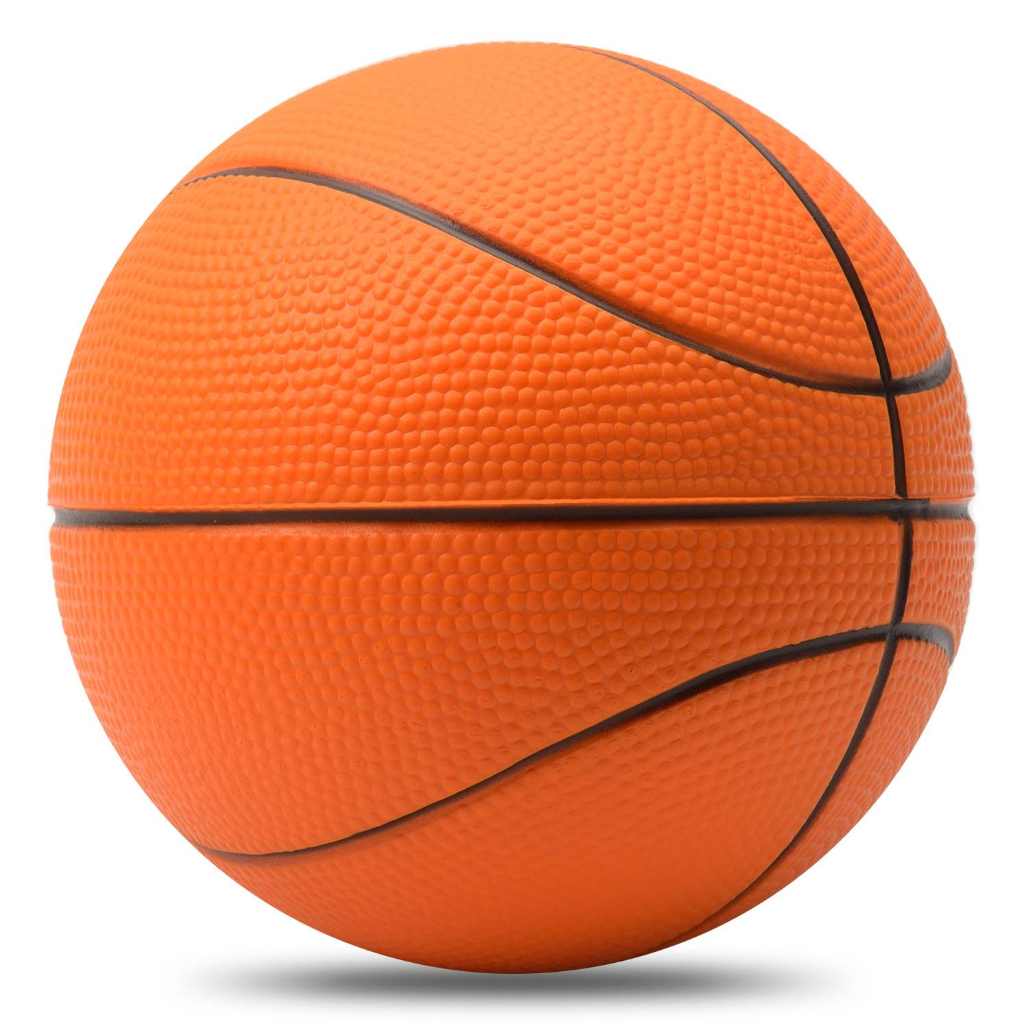 8inch/6inch/4 inch foam basketball