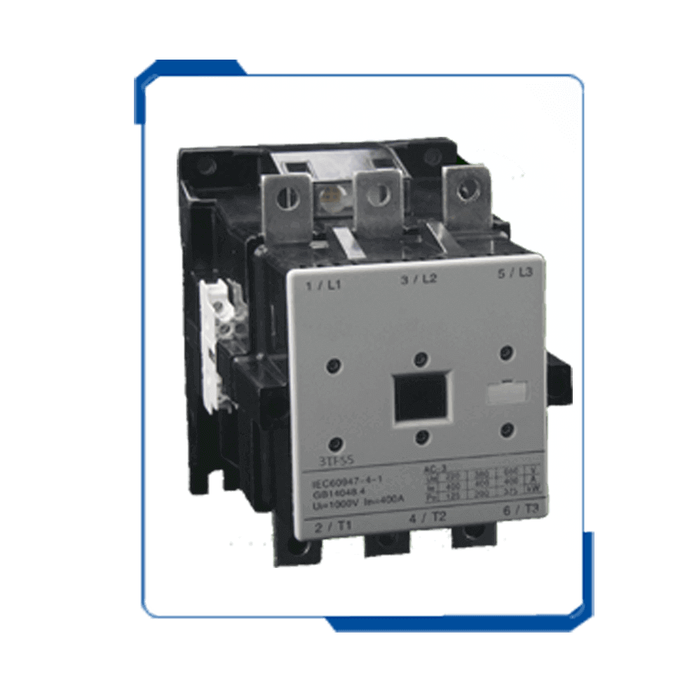 3TF Series 240V AC Contactor Electric Contactor All Types Of magnetic Contactor