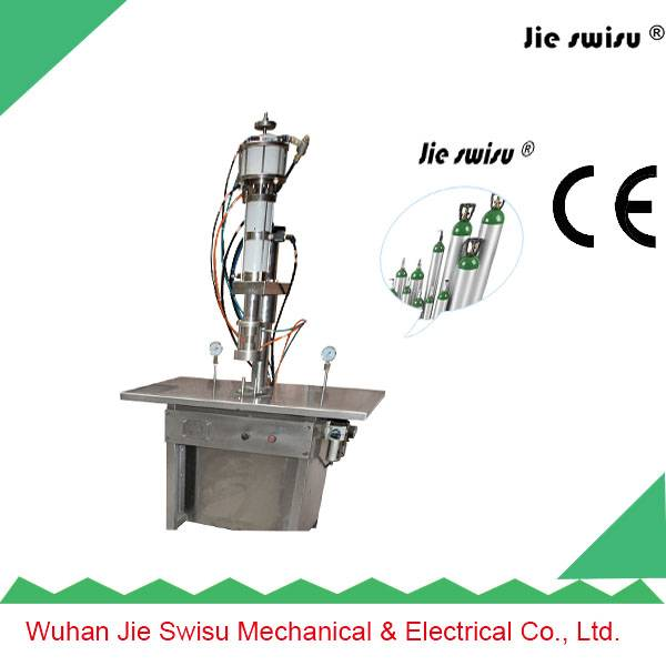 CJXH-1600D1 under cap Freon Aerosol Filling Machine