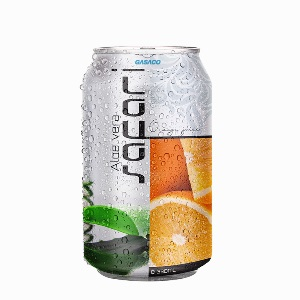 Gasaco Brand SAFARI- HQ Orange Juice with Aloe Vera drink