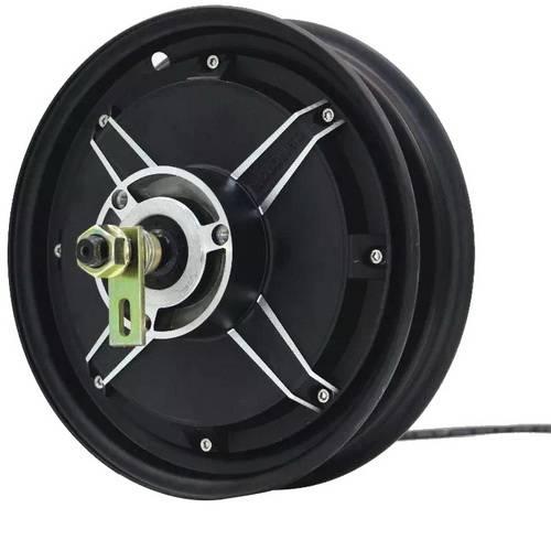 10inch E-Scooter In-Wheel Hub Motor(50H) 2000W V2 Type