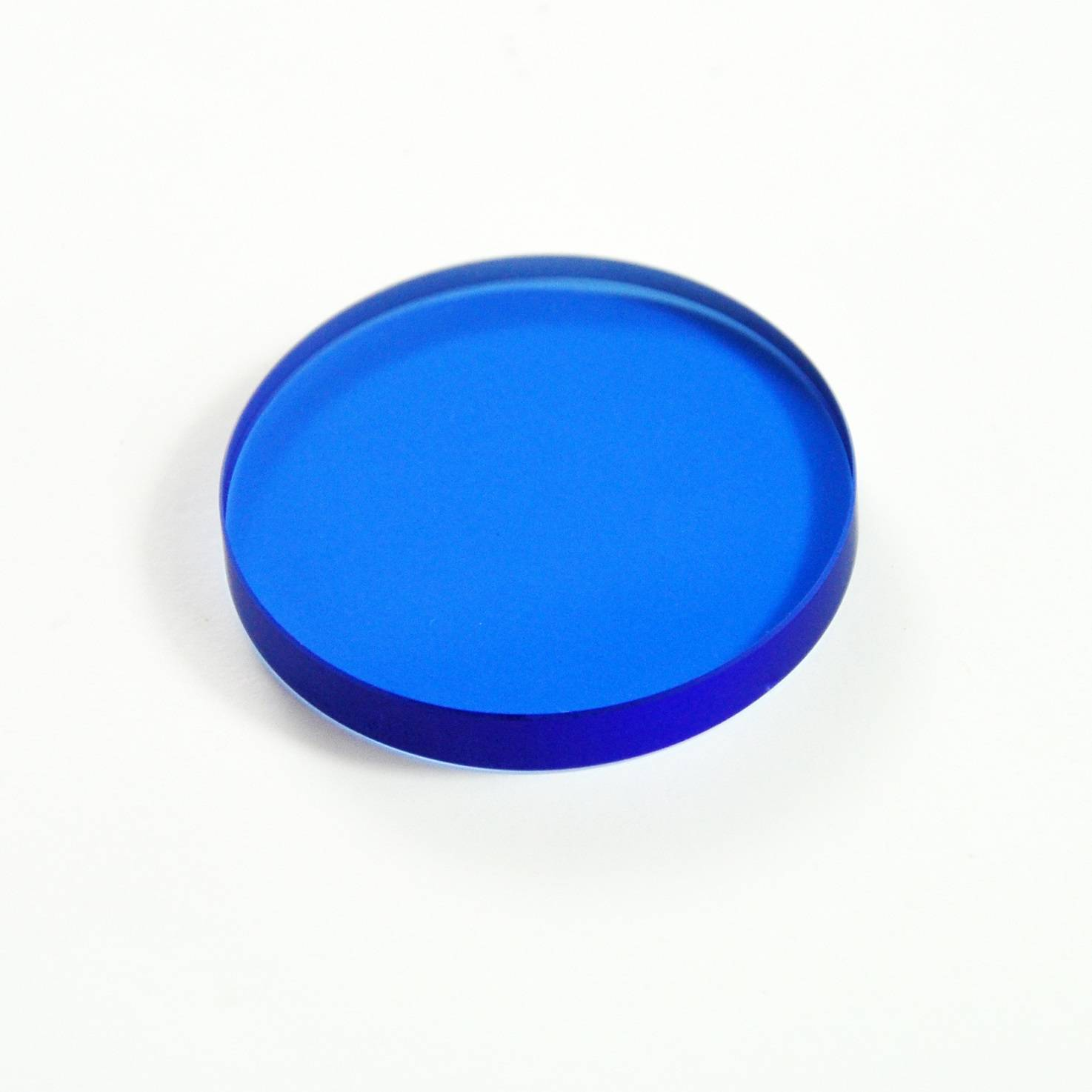 blue sapphire crystal for watch