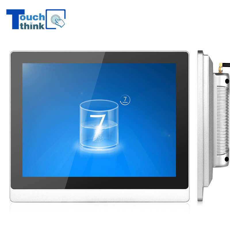 Industrial All In One Touchscreen Computer 15 Inch