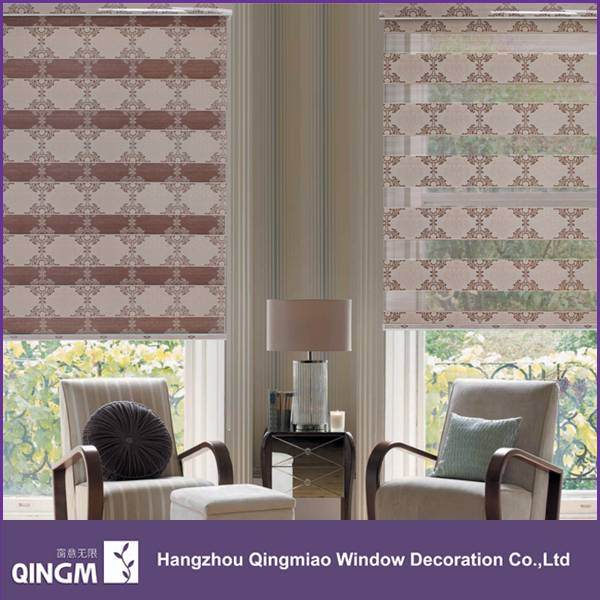 Good Sunshade Roller Blind Good Shading Effect For Window Decoration