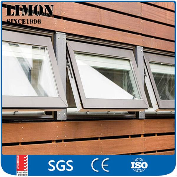 Aluminium window and doors for office