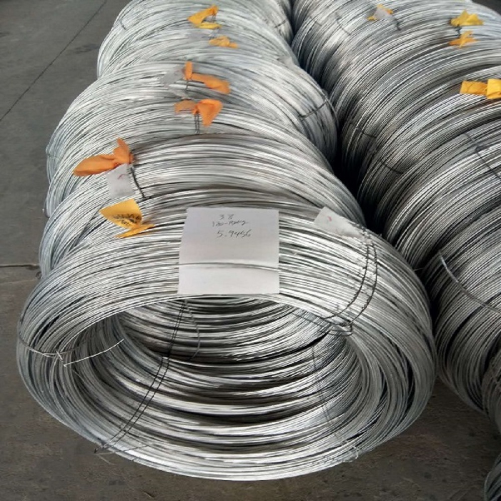 Low Price Steel Wire for Construction Materials, High Carbon Steel Spring Wire