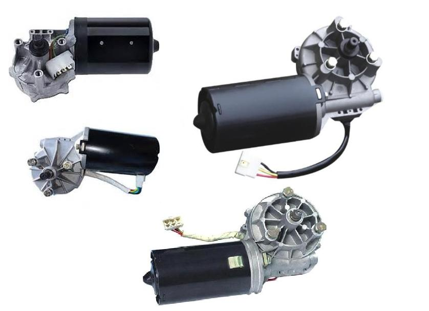 180w dc motor wiper motor for bus 24v