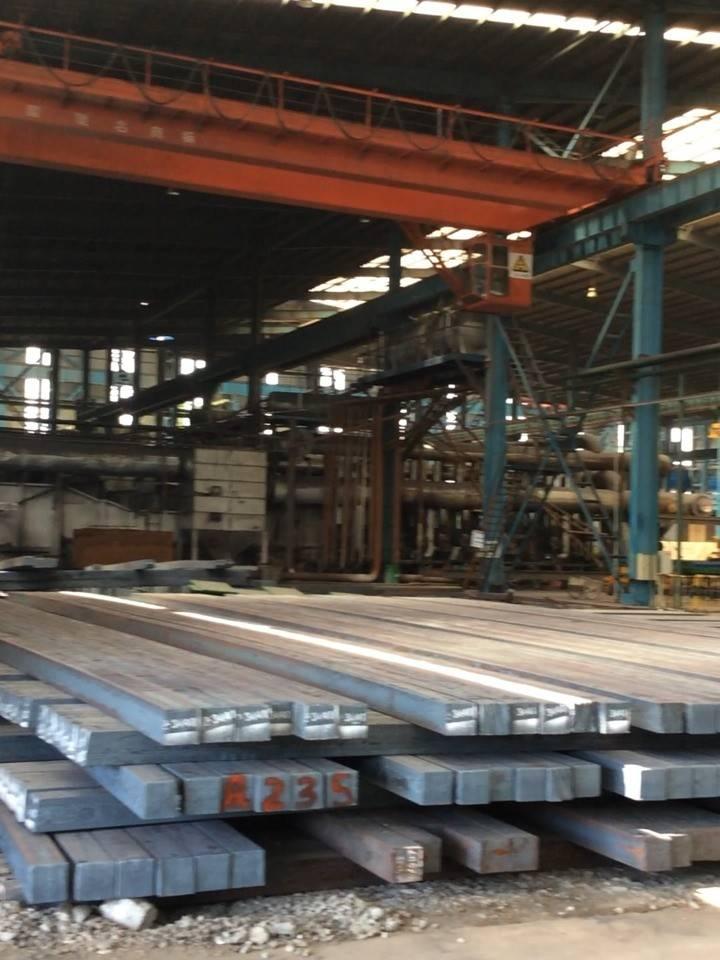 Hot Rolled Steel Billets/ Square Bars