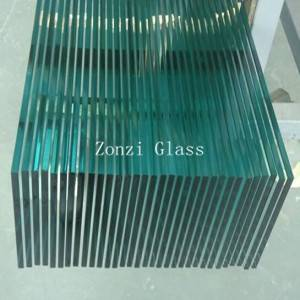 Tempered Glass with Heat Soak Treatment