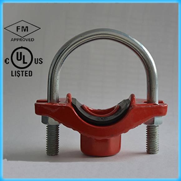Ductile Iron U-Bolts MECH Tee