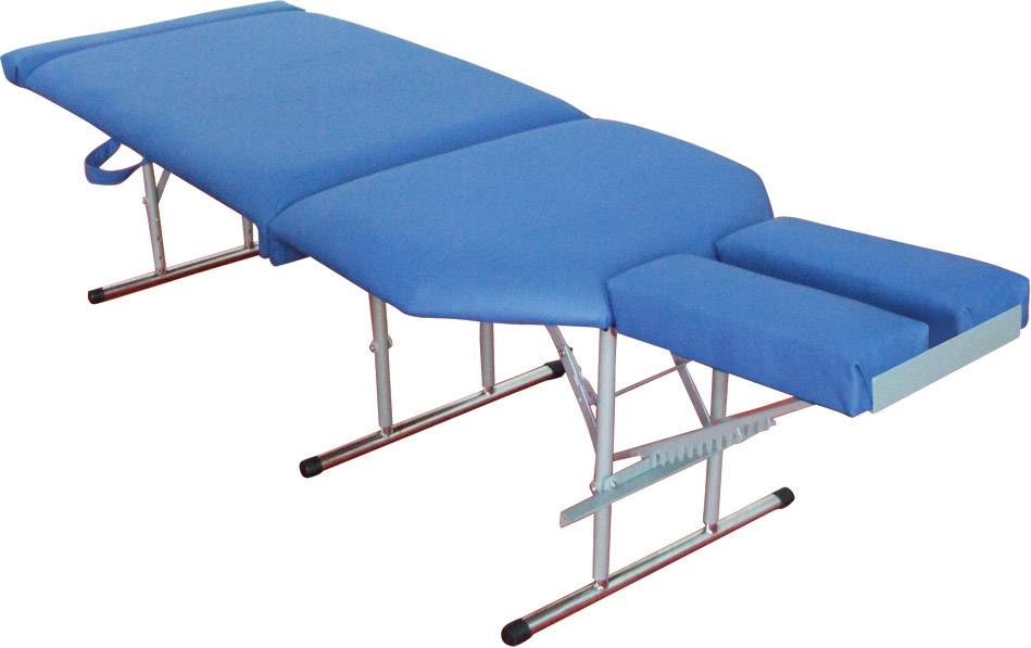 NEW- chic stainless steel massage table MTL-001