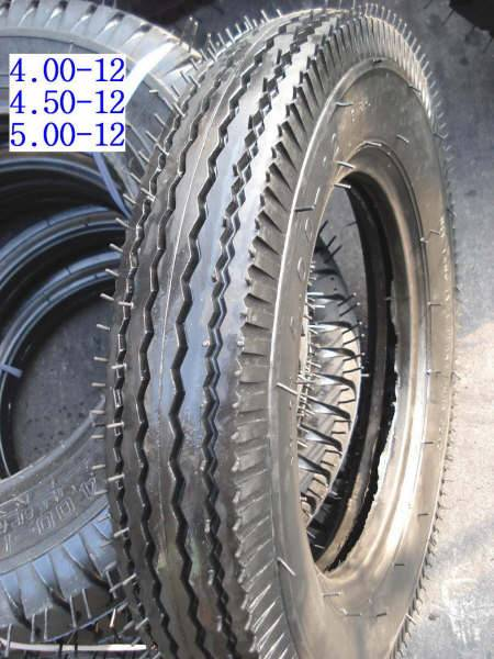Rib Tyre Agricutural Tractor Use