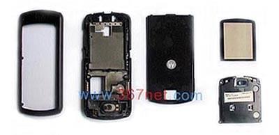 Motorola L7C Original Housing With Lens And Keypadboard