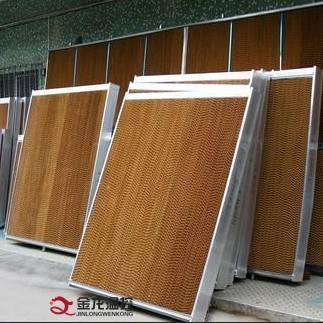 Honeycomb Cooling Pad For Greenhouse And Poultry Farm