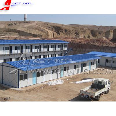 Prefabricated Labor Camp House