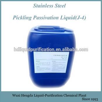 stainless steel pickling passivation liquid