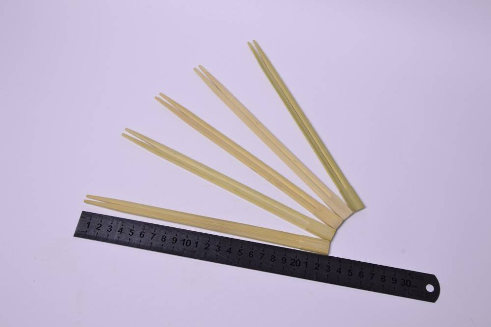 fastfood equipment bamboo disposable chopsticks