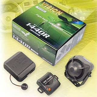 VISION 1440R Car Security Keyless Upgrade Alarm