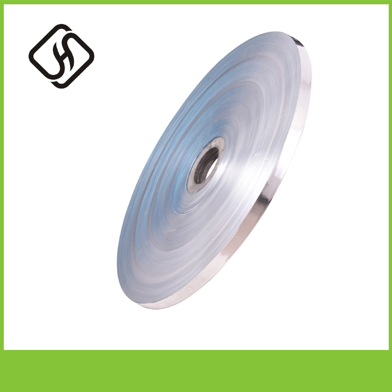 Cable material aluminum polyester warp tape