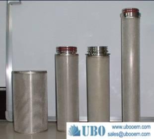 stainless steel multi-layer sintered metal mesh filter