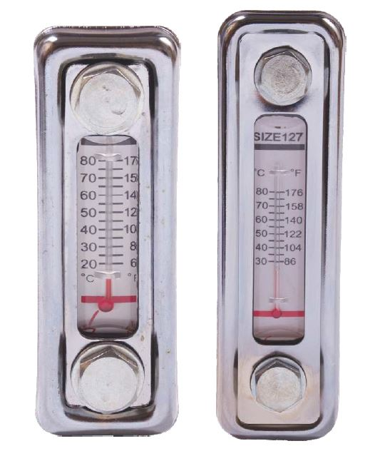 Level Indicators With Thermometer - LS / OA Series