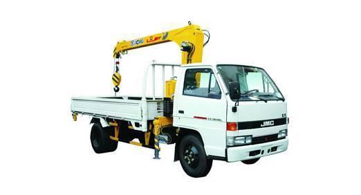 XCMG SQ2SK1Q telescopic boom Truck mounted crane