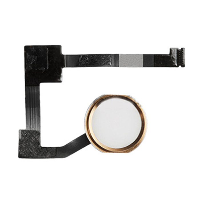 """iPad Pro 12.9"""" Home Button Assembly with Flex Cable Ribbon China"""