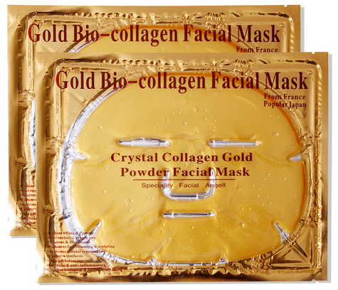 Beauty care product collagen crystal facial mask