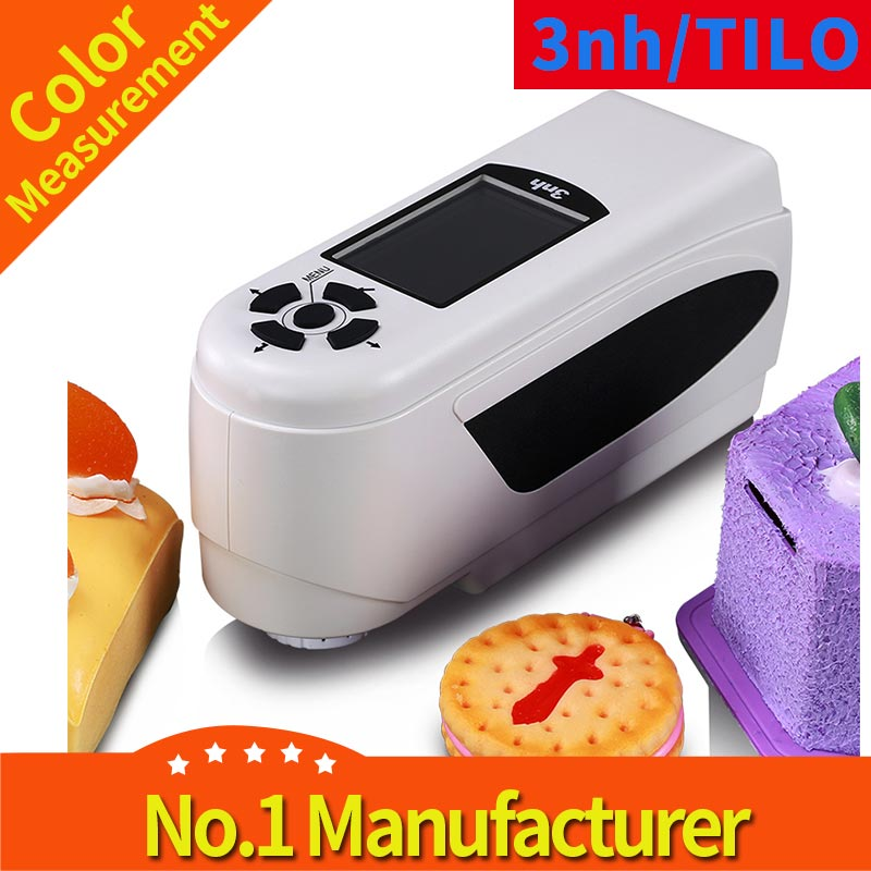 3NH Nr200 Digital Photoelectric Colorimeter Digital Chromometer with Cqcs3 PC Software
